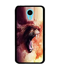 Fuson 2D Printed Designer back case cover for Meizu M1 Note - D4359