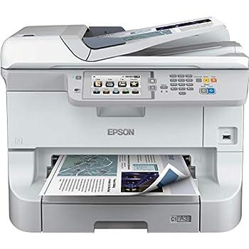EPSON Workforce Pro WF-8510DWF MF 4-in-1 A4: Amazon.de