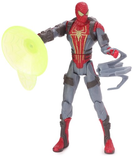 Spider-Man - 50503 - Figurine - Spiderman Action - Nocturne - Toile!
