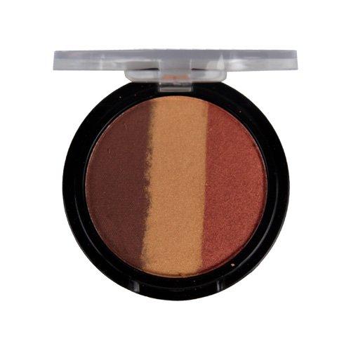 Rimmel Three-Sum Eyeshadow 4g - 600 Steamy