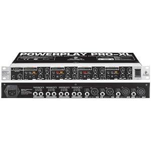 Amplificatore per cuffie Behringer HA4700 Powerplay Pro XL