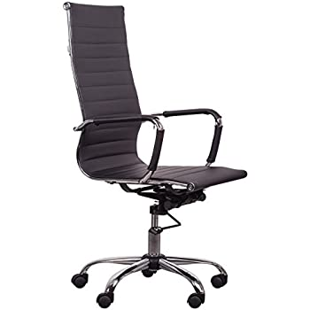 Design bürostuhl  ROOMOX Design Bürostuhl Flex 360 High Back, ergonomisch, dreh- und ...