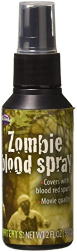 ead Zombie Blood Spray Horror Make Up Halloween Accessory ()