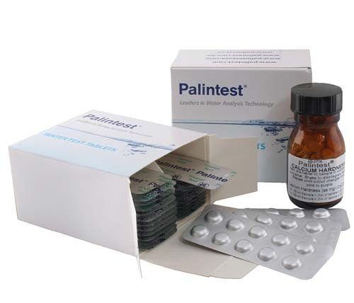 Chlor DPD Nr. 3Palintest Komparator Test Reagenz Pool Wasser Tablets PK 250Stück -