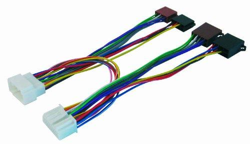 Phonocar 4/785 Câble pour kit Mains-Libres Fiat/Honda/Nissan/Opel/Suzuki Multicolore
