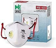 POKARI™ Original Mask Reusable Washable 6 Layer masks for face N95 Reusable Face Mask N95 Mask with Respirator