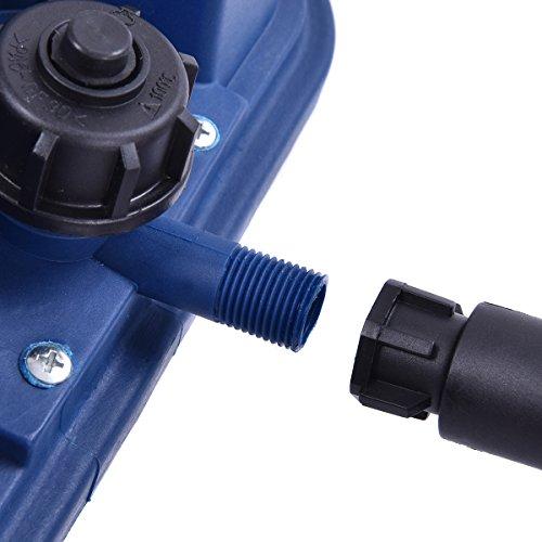 Dampf-Tapetenablöser Tapetenlöser Tapetenablöser 2200 W Tapetenentferner Dampfdruck - 8