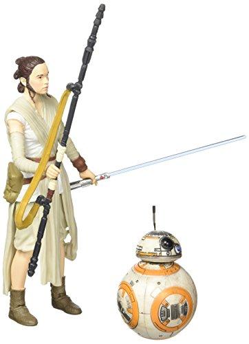 Star Wars The Black Series 6 'King (Jakku) and BB-8
