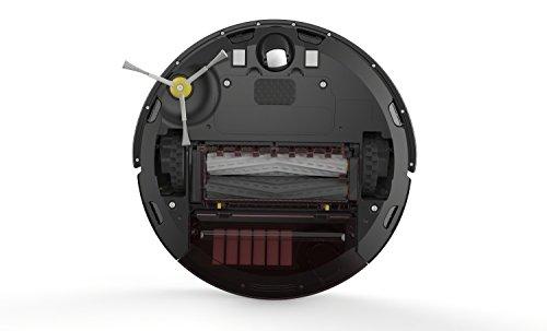 iRobot Roomba 895 Aspirateur Robot, système de nettoyage anti -emmêlement avec capteurs de poussière Dirt Detect, aspire tapis et sols durs, idéal pour les poils d'animaux, connecté en Wi-Fi, cuivre