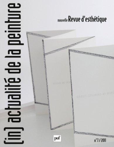 Nouvelle revue d'esthétique 2011 - n° 7