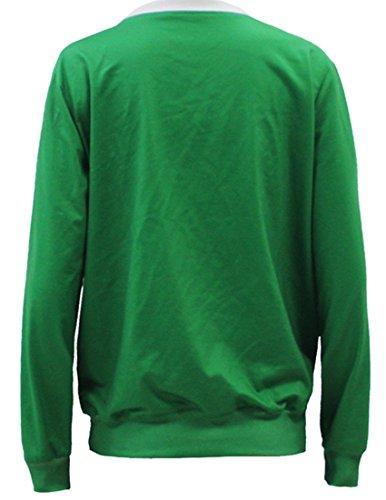 Belsen Femme Noël Sweat-shirts pull-over T-shirt LOVE gesture
