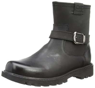 CAT Footwear Women's Everyday Biker Black Chukka Boots P306524 3 UK, 36 EU