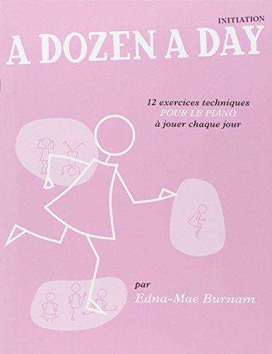 Dozen a Day initiation en Français (Rose)