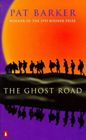 Book cover for The Ghost Road