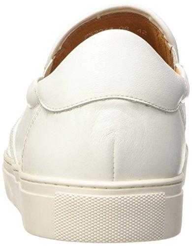 Belmondo 752263 08, Mocassins homme Blanc - Weiß (bianco)