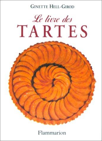 Le livre des tartes