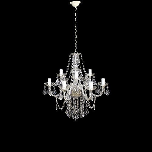 Bianco candela lampadari/Lampada salotto/ Lampadario sala