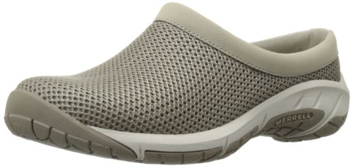 Merrell Women's Encore Breeze 3 Slip-On Shoe,Aluminum,8 M US - Merrell Slip-clogs