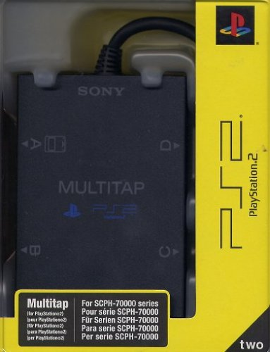 Playstation 2 - Slimline Multi Tap (Sony)