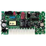 récepteur radio nice floxi2r fréquence 433.92 mhz 2 canaux