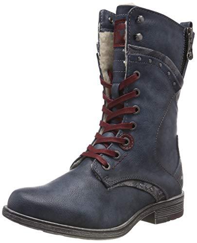- Blaue Stiefel Für Damen