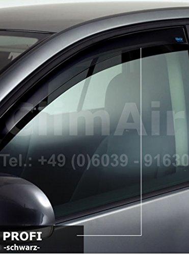 ClimAir CLS0033703D 3703D Windabweiser Profi vorne schwarz