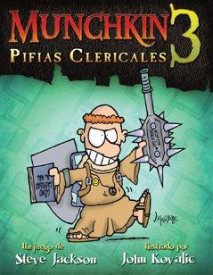 Munchkin 3. Pifias clericales
