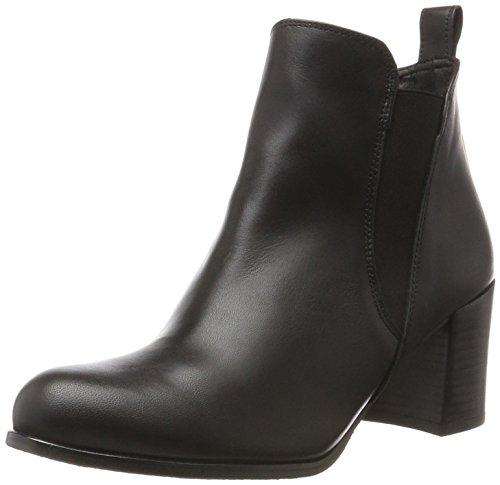 KMB Damen IPO Chelsea Boots Schwarz (Black)