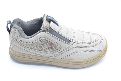 kelme-buxton-zapatilla-deportiva-de-piel-sin-cordones-para-nino-talla-37