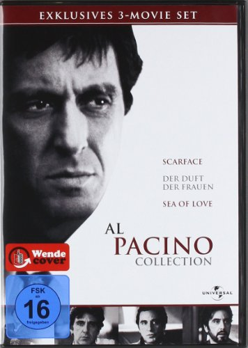 Al Pacino Collection [3 DVDs] (Film Apc)