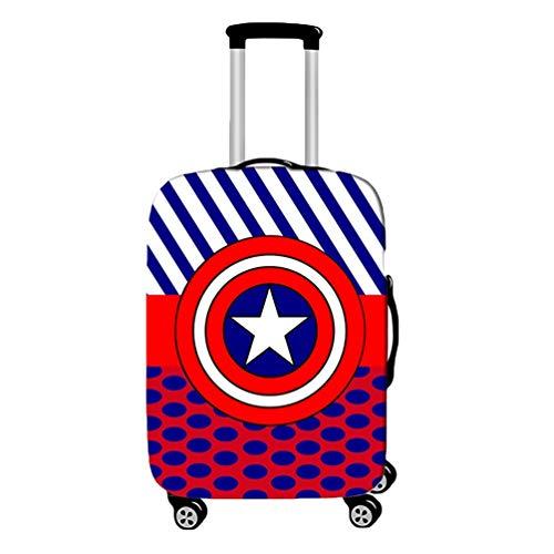Yiijee elastica suitcase cover proteggi bagagli luggage cover copertura protettiva cover per valigie di 18-28 pollici come immagine1 l