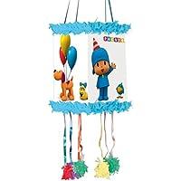 Pocoyo - Piñata viñeta fiesta, 20x30 cm (Verbetena ...