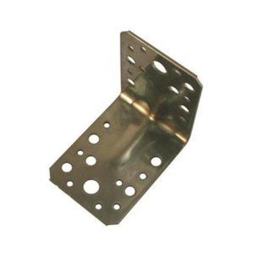 GAH.ALBERTS Winkelverbinder A2 105 x 105 x 90 mm schwer, 33526 7