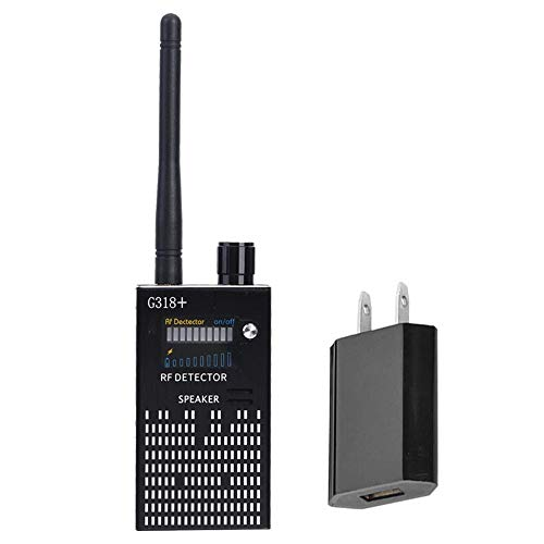 YouN G318+ Wireless Signal Detector Anti Candid Camera GPS Location Tracker (US) - Candid Top