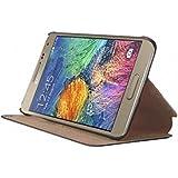 Mocca Design ERSA55 Etui flip pour Samsung Galaxy Alpha Noir