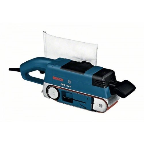 Preisvergleich Produktbild Bosch GBS 75AE Set Professional–Bandschleifer