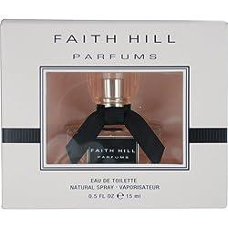 Faith Hill Parfums Eau-De-Toilette Spray by Faith Hill, 0.5 Fluid Ounce
