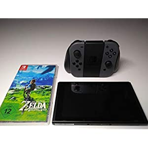 Nintendo Switch 32Gb Grau + The Legend of Zelda: Breath of the Wild