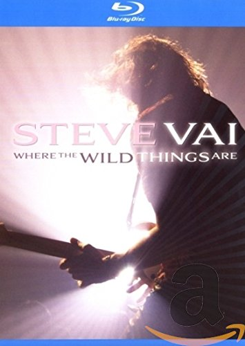 Steve Vai - Where the wild things are [Blu-ray] Preisvergleich