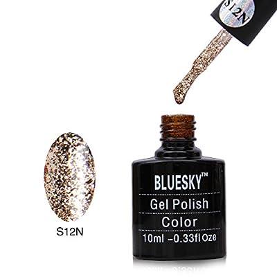 Bluesky UV LED Gel Soak Off Nail Polish, Indulgence