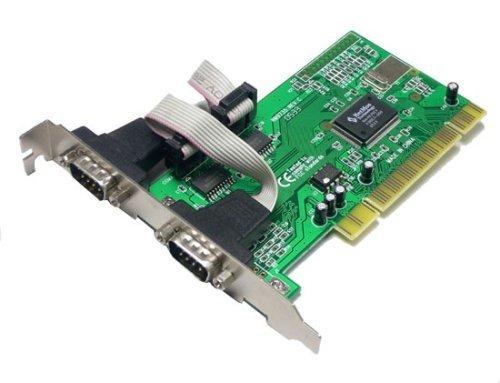 LogiLink PCI Schnittstellenkarte Seriell 2 x RS232