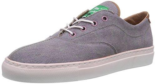 KangaROOS Safari Pxk, basket mixte adulte Violet - Violett (khaki-plum 840)