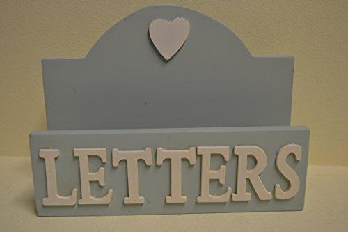 Lettera Porta Uovo di anatra blu Con Bianco 2d
