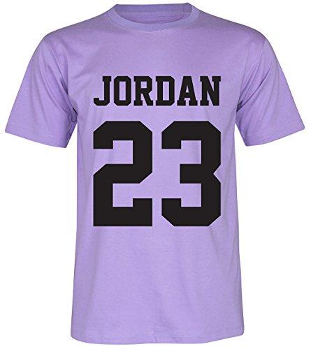 PALLAS Men's Jordan Sport T-Shirt Purple
