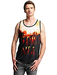 Just Rhyse Hombres Ropa superior / Tank Tops Goleta