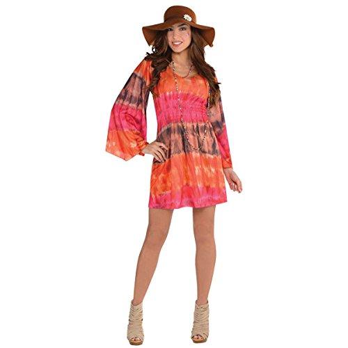 Festival Kleid 60er Jahre Kostüm (Kostüme 60er Jahre)