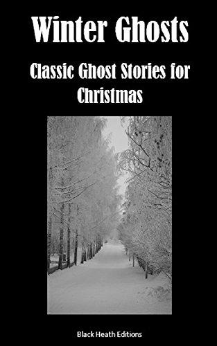 Buchseite und Rezensionen zu 'Winter Ghosts' von Amelia B. Edwards