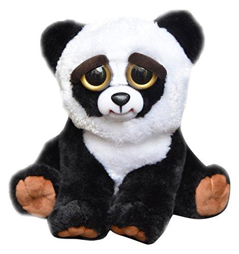 Feisty Pets Panda de peluche «Black belt Bobby», FP-PANDA, de la marca