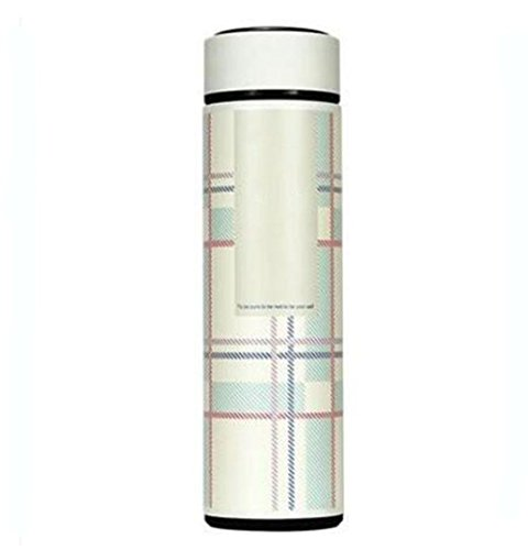 DONG Mode/hell/Netz/Stoff/304 Edelstahl/Vakuum/Vakuum , white , 450ml
