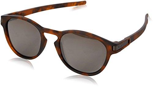 Ray-Ban Herren 0OO9265 Sonnenbrille, Gold (Matte Brown Tortoise), 52